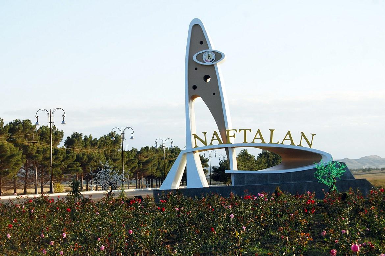 Трансфер в Нафталан